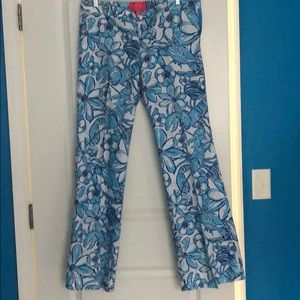 Lily Pulitzer jubilee pants